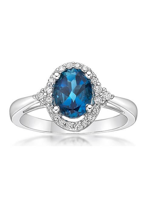 Belk & Co. 1.63 ct. t.w. London Blue