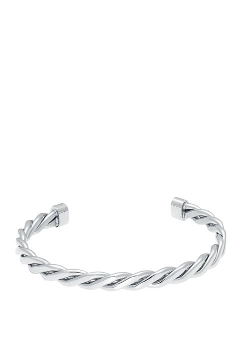 Stainless Steel Cuff Bangle