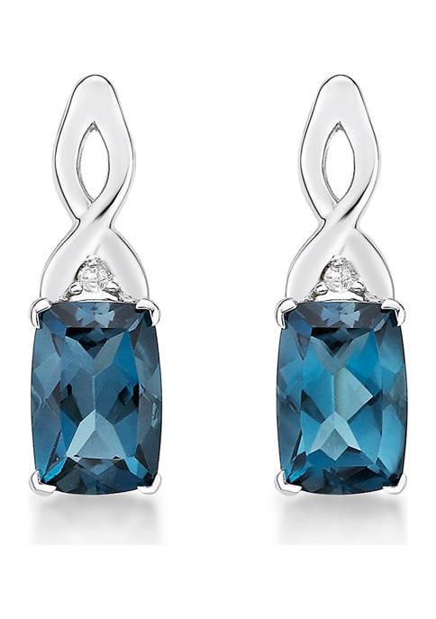 Belk & Co. 1.38 ct. t.w. London Blue