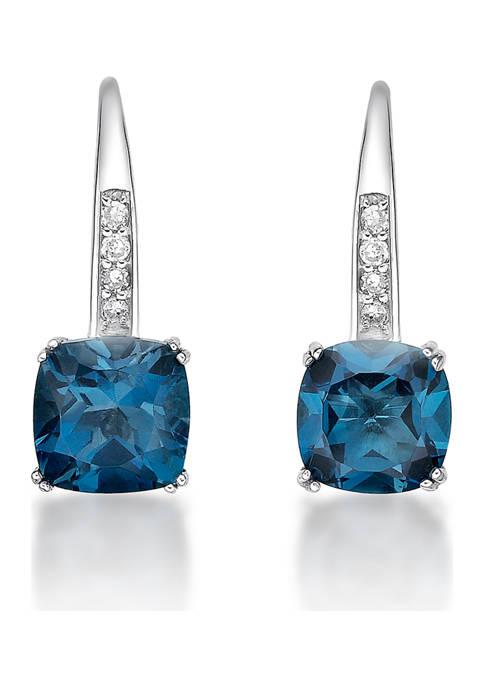 Belk & Co. 2.63 ct. t.w. London Blue