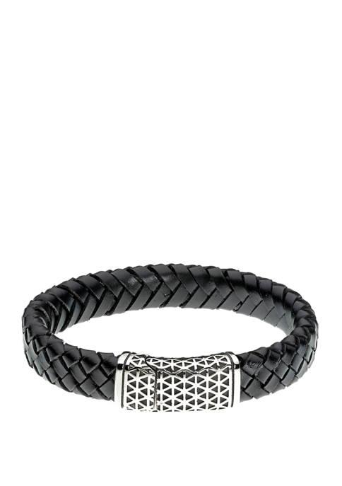 Belk & Co. 8.5 Inch Stainless Steel Black