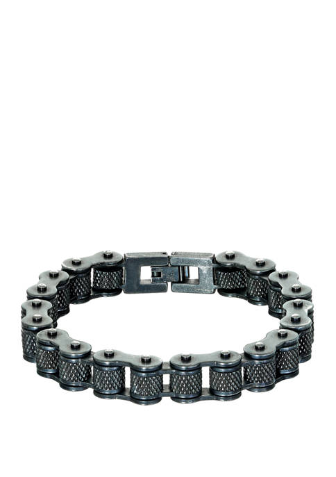 Stainless Steel Motocycle Bracelet