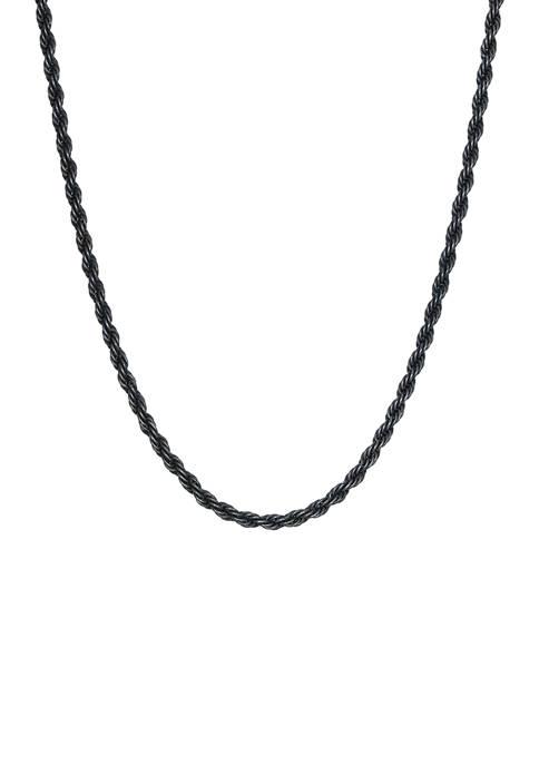 Belk & Co. Stainless Steel 3 Millimeter Rope