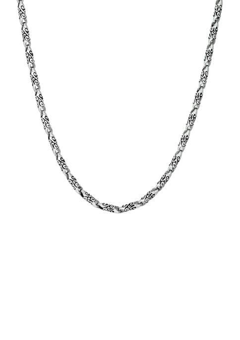 Belk & Co. Stainless Steel 4.5 Millimeter Link