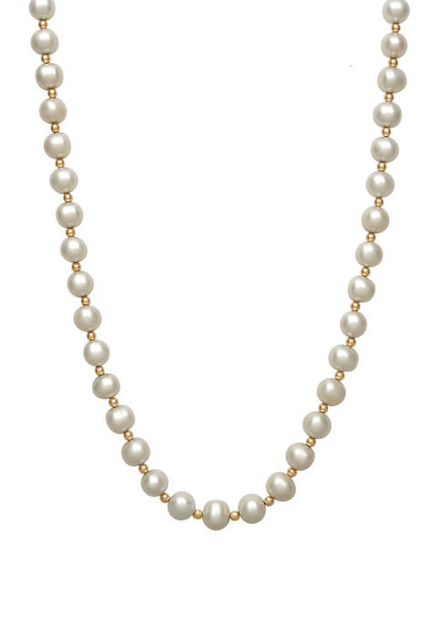 Belk & Co. Cultured Freshwater Pearl and Bead
