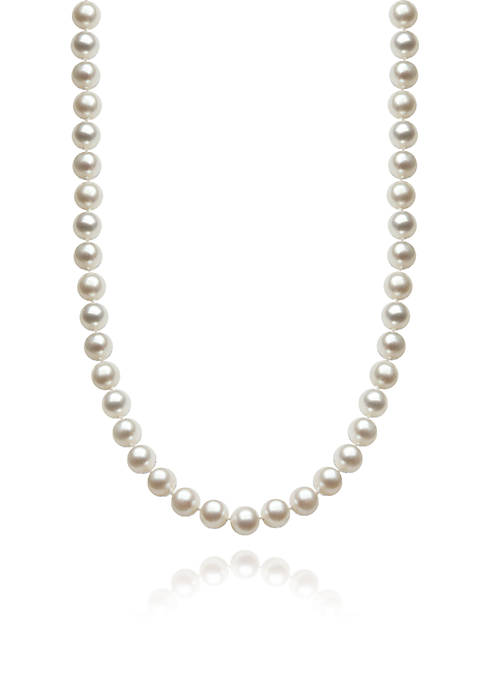 Cultured Freshwater Pearl 24-in. Necklace