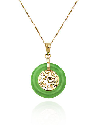 Jade dragon pendant gold topical steroid ointment names