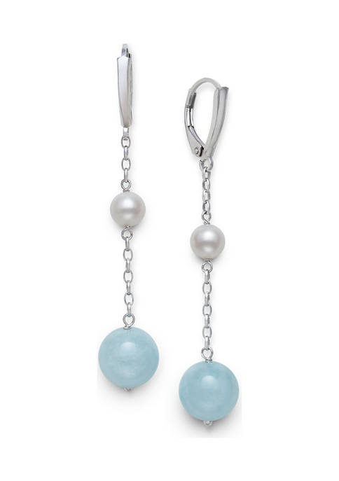 Belk & Co. Cultured Freshwater Pearl and Milky