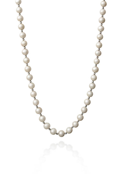 Belk & Co. Sterling Silver Fresh Water Pearl
