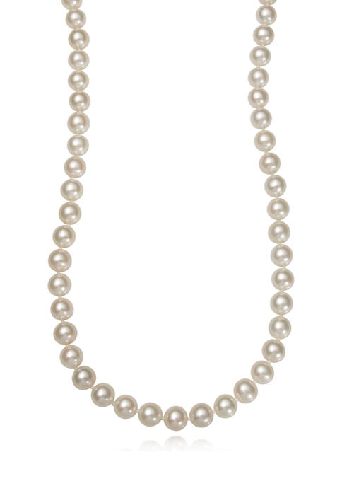 Amour de Pearl 7-8 Millimeter Cultured Freshwater Pearl