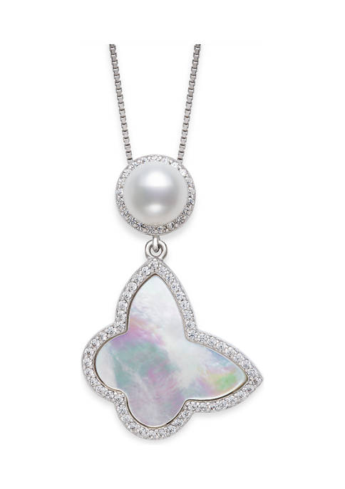 Belk & Co. Mother of Pearl & Freshwater