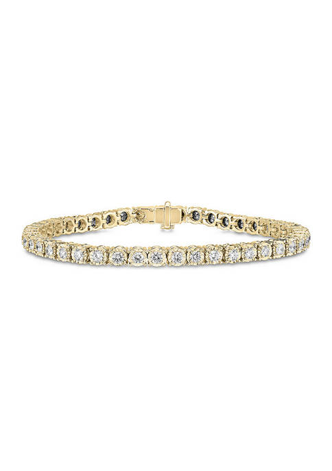 Diamour 1 ct. t.w. Round Diamond Classic Tennis