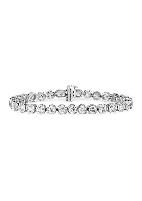 3 ct. t.w. Diamond Tennis Bracelet in 14K White Gold (I/I3)