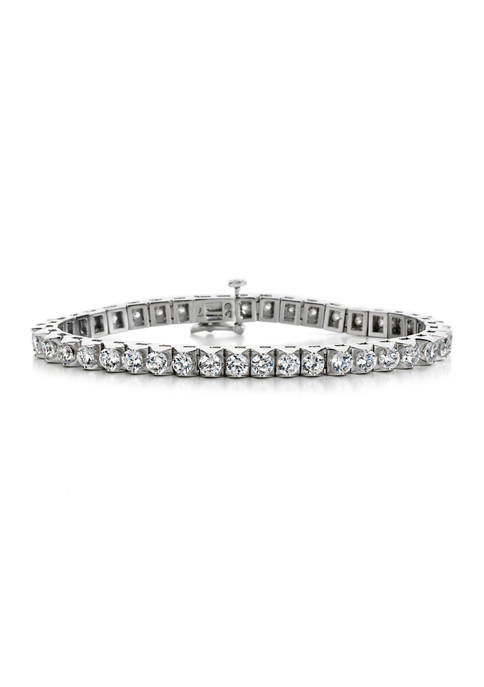 Diamour 6 ct. t.w. Diamond Tennis Bracelet in