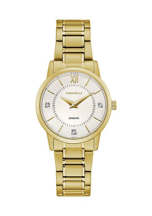 Womens Dress Stainless Steel Bracelet Watch