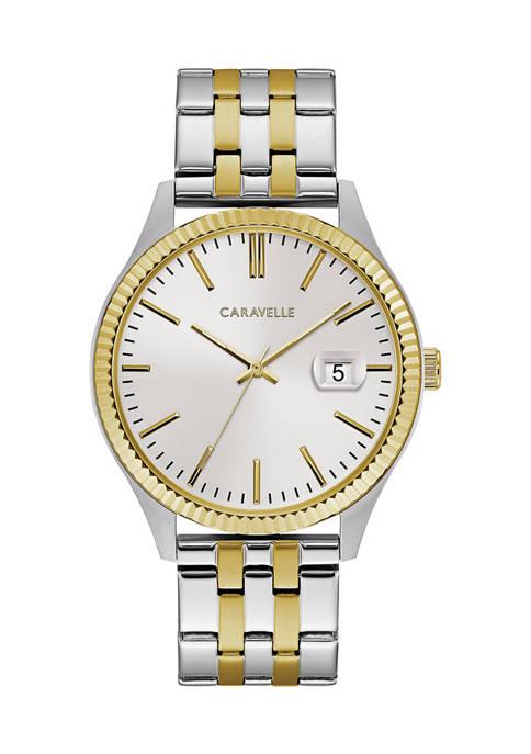 Dress Stainless Steel Bracelet Watch