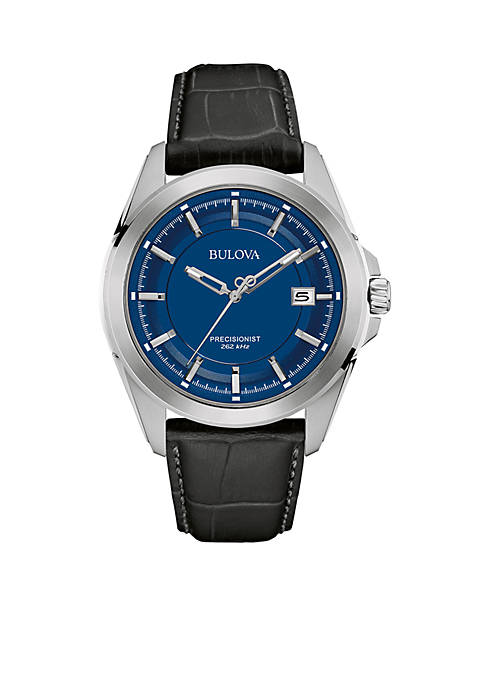 Bulova Mens Precisionist Strap Watch