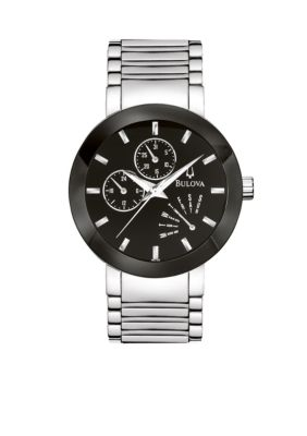 Bulova Mens From The Dress Collection Watch