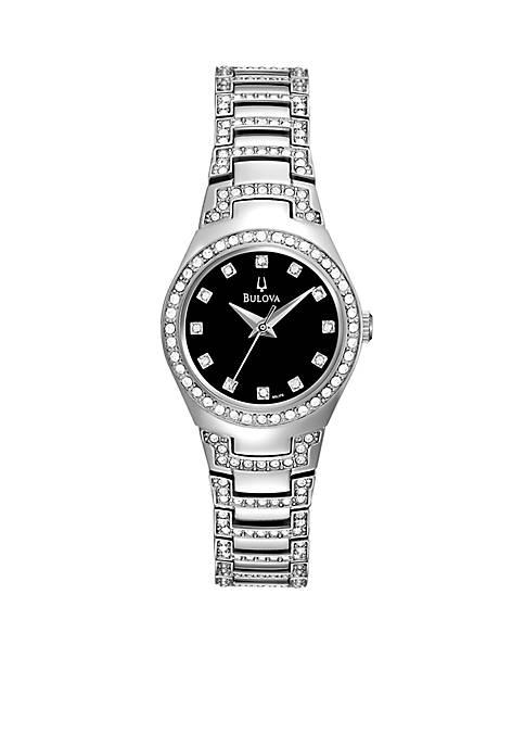 Bulova Womens Bracelet Watch