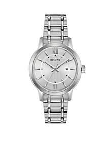 Women's Stainless Steel Bracelet Watch