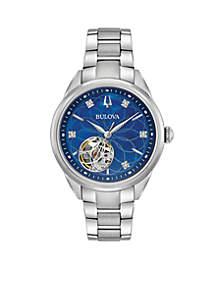 Diamond Automatic Watch