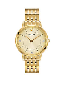 Women's Classic Diamond Watch