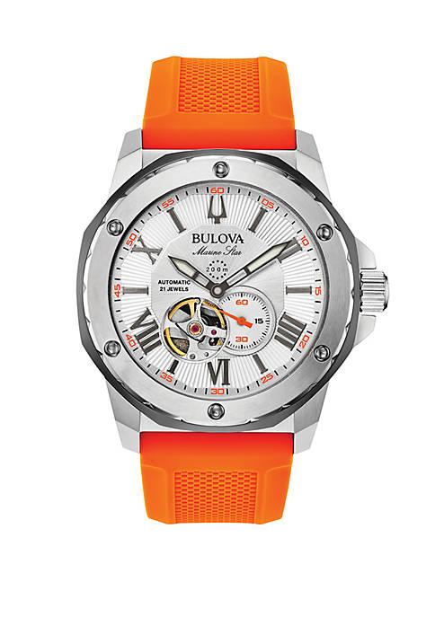 Bulova Marine Star Automatic Watch