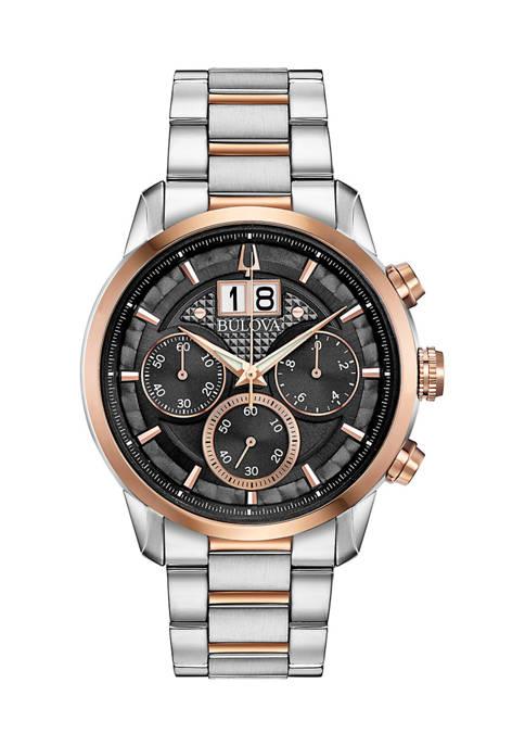 Bulova Mens Sutton Chronograph Watch