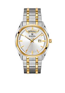 Men's Two-Tone Classic Watch