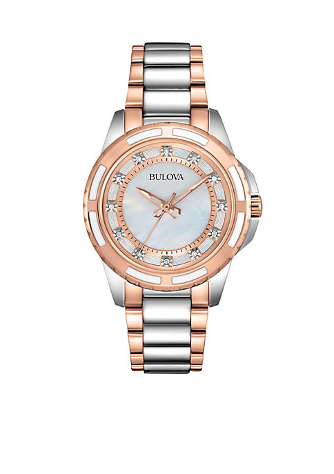 Bulova Bracelet Watch