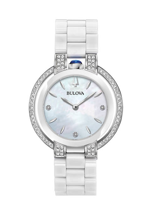 Bulova Ladies Rubaiyat Diamond watch