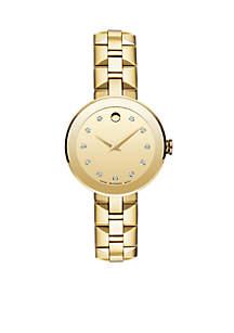 Women's Sapphire Watch