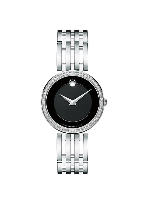 Movado Stainless Steel Womens Esperanza Watch