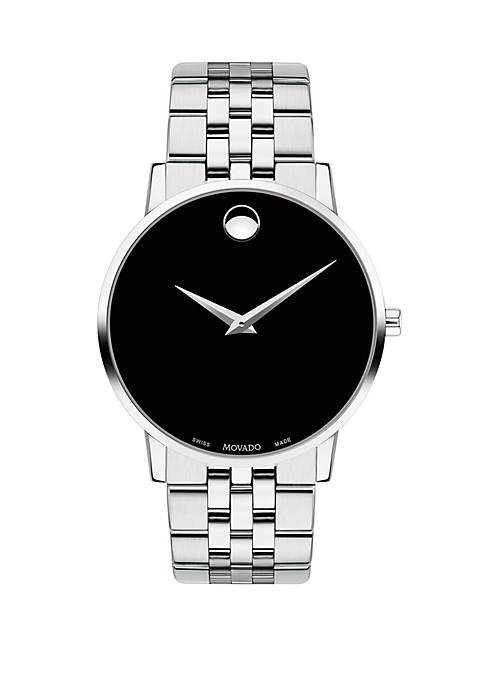 Stainless Steel Museum Classic Bracelet Watch