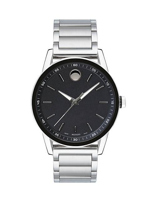 Stainless Steel Museum Sport Bracelet Watch