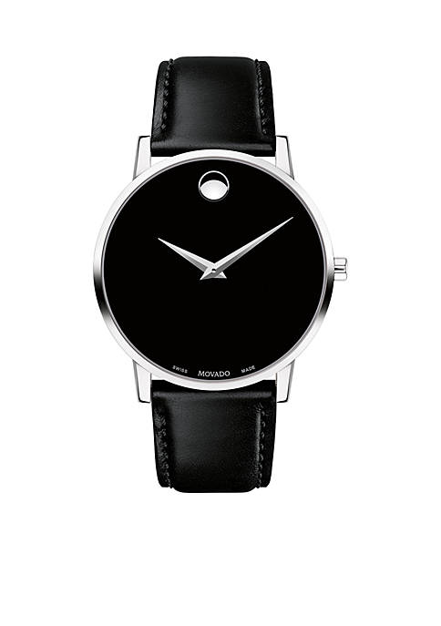 Stainless Steel Museum Classic Watch
