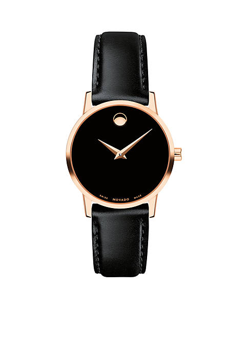 Rose Gold-Tone Stainless Steel Museum Classic Watch