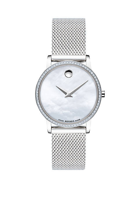 Movado Womens Museum Classic Watch