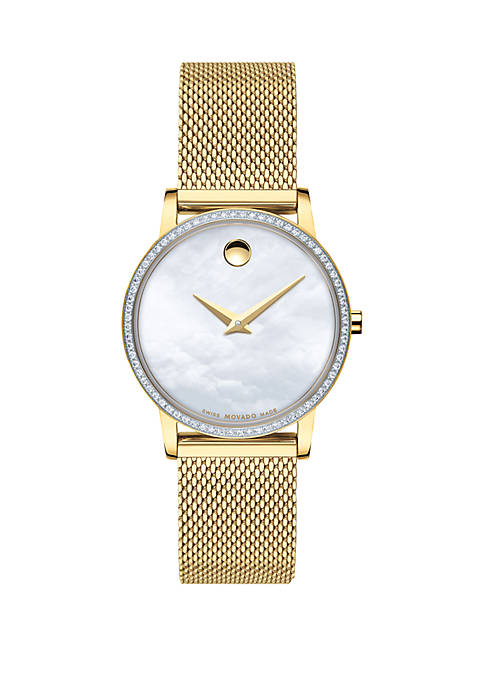 Womens Museum Classic Watch