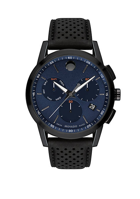 Gunmetal PVD Finished Stainless Steel Watch
