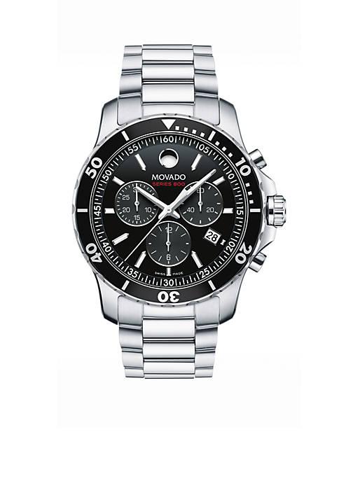 Movado Mens Series 800 Watch