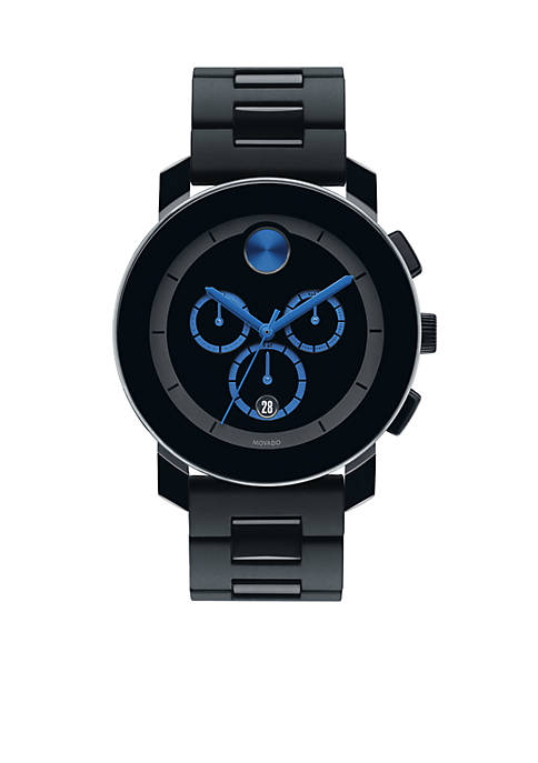 Movado Large Bold Chronograph Watch