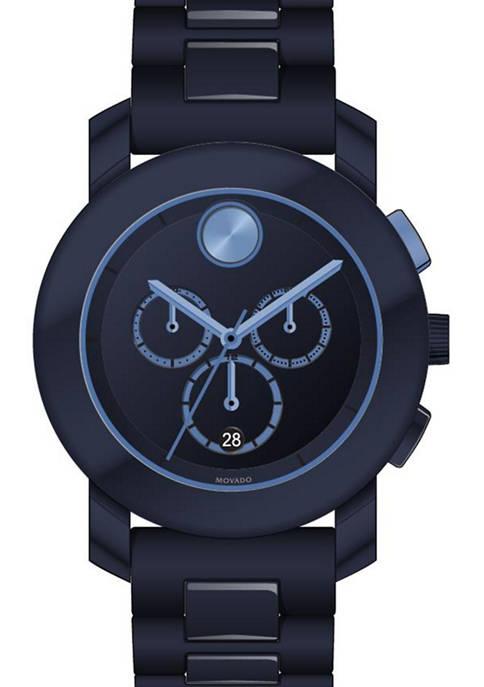 Mens BOLD Chronograph Watch