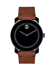 Movado TR90 Composite Material/Stainless Steel Watch