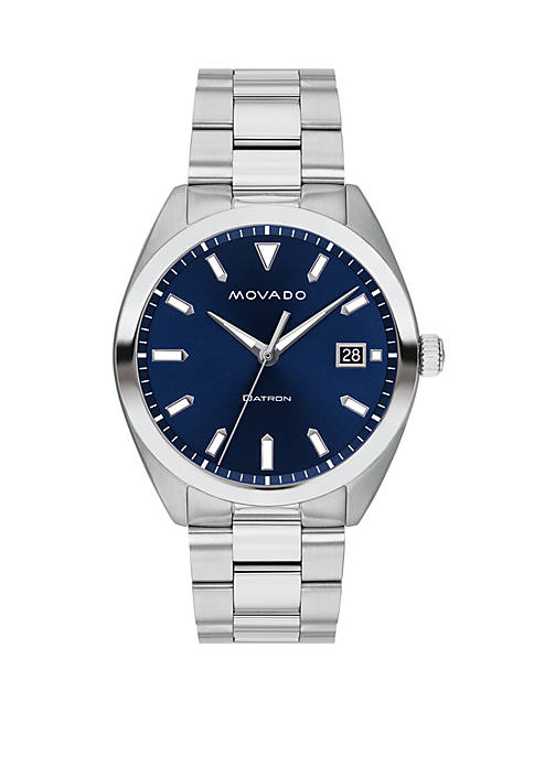 Stainless Steel Heritage Series Datron Watch