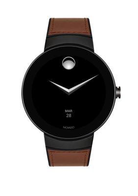 Movado Connect Smartwatch - Cognac
