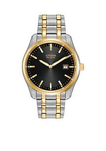 Eco-Drive Men's Dress Bracelet Watch