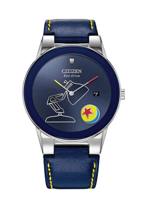 Citizen Lamp & Luxo Ball Jr. Strap Watch