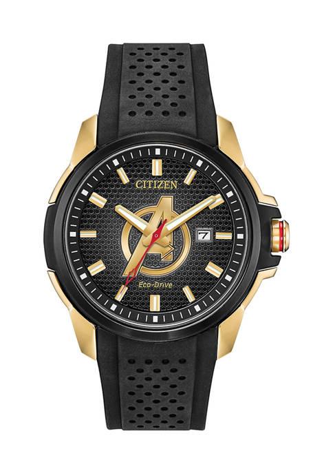 Citizen Avengers Logo Strap Watch