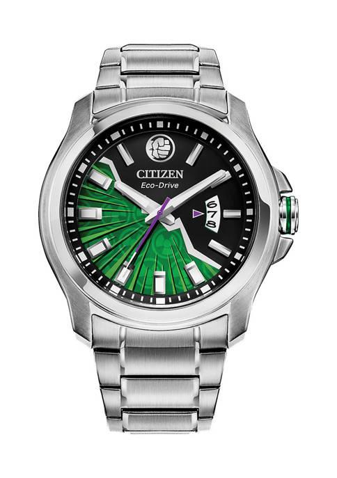 Citizen Hulk Smash Bracelet Watch